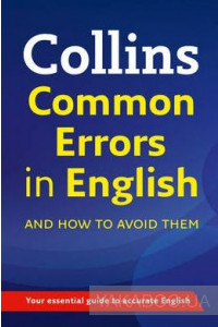 Фото - Collins Common Errors in English