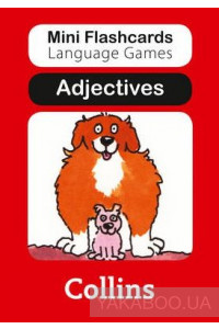 Фото - Adjectives (Mini Flashcards Language Games)