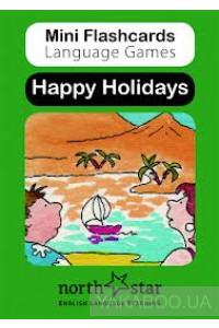 Фото - Happy Holidays (Mini Flashcards Language Games)