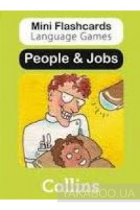 Фото - People & Jobs (Mini Flashcards Language Games)