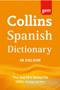 Фото - Collins Gem Spanish Dictionary