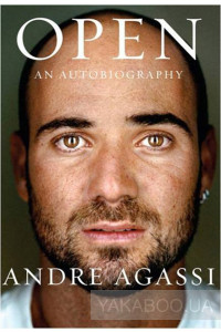 Фото - Open: An Autobiography by Andre Agassi