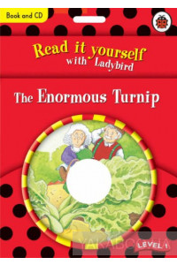 Фото - The Enormous Turnip (Read it Yourself - Level 1)