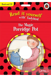 Фото - The Magic Porridge Pot (Read it Yourself - Level 1) with CD