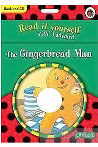Фото - The Gingerbread Man (Read it Yourself - Level 2) with CD