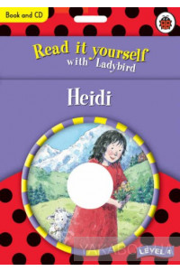 Фото - Heidi (Read it Yourself - Level 4) with CD