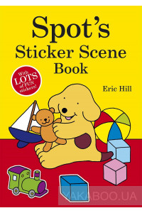 Фото - Spot's Sticker Scene Book