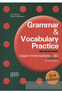 Фото - Grammar & Vocabulary Upper-Intermediate - B2