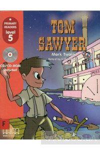 Фото - Tom Sawyer American Edition with Audio CD/CD-ROM