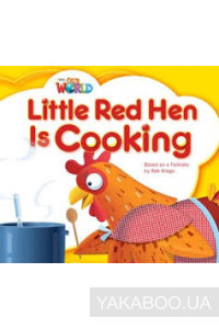 Фото - Little Red Hen is Cooking Big Book