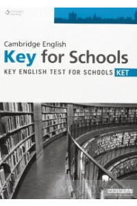 Фото - Practice Tests for Cambridge KET for Schools Teachers Book