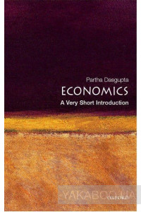 Фото - Economics: A Very Short Introduction
