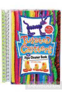 Фото - Twisted Critters: The Pipe Cleaner Book