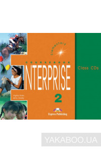 Фото - Enterprise: Elementary Level 2 Class CD