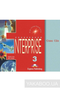 Фото - Enterprise: Pre-intermediate Level 3 Class CD