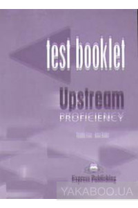 Фото - Upstream Proficiency C2 Test Booklet with Key