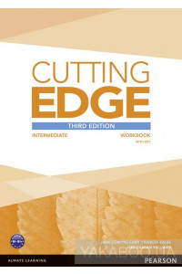 Фото - Cutting Edge Intermediate Workbook with Key