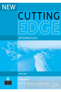 Фото - New Cutting Edge Intermediate Workbook Key