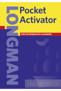 Фото - Longman Pocket Activator Dictionary