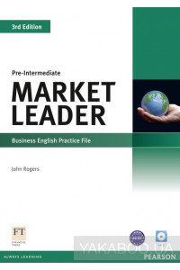 Фото - Market Leader, Pre-Intermediate: Business English Practice File (With CD)