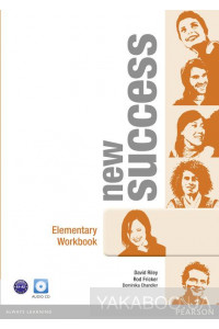 Фото - New Success Elementary Worknook (with Audio CD)