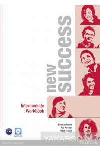 Фото - New Success Intermediate Workbook & Audio CD Pack