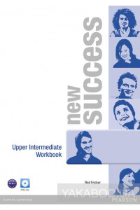 Фото - New Success Upper Intermediate Worknook (with Audio CD)