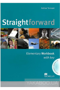 Фото - Straightforward Elementary: Workbook with Key Pack