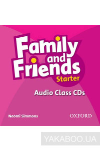 Фото - Family and Friends Starter: Class Audio (2 CD-ROM)