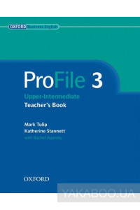 Фото - ProFile 3: Teacher's Book