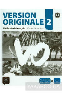 Фото - Version Originale 2: Cahier D'Exercices (+ CD)