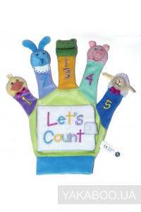 Фото - Let's Count! A Hand-Puppet Board Book