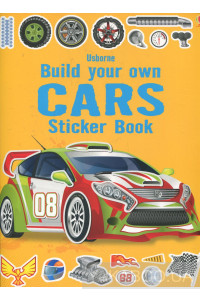 Фото - Build Your Own Cars. Sticker Book