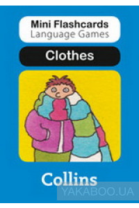 Фото - Mini Flashcards Language Games. Clothes