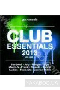 Фото - Сборник: Club Essentials 2013 Vol.1 (2 CD)