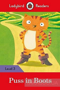 Фото - Puss in Boots. Ladybird Readers Level 3