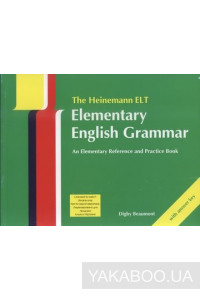 Фото - The Heinemann ELT Elementary English Grammar With Key