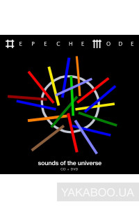Фото - Depeche Mode: Sounds of the Universe (CD+DVD) (Import)