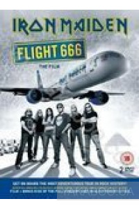 Фото - Iron Maiden: Flight 666. The Film (2 DVD) (Import)