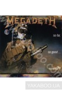 Фото - Megadeth: So Far, So Good... So What! (LP) (Import)