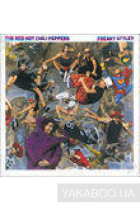 Фото - Red Hot Chili Peppers: Freaky Styley (LP) (Import)