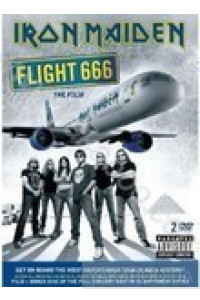 Фото - Iron Maiden: Flight 666. The Film (2 DVD)