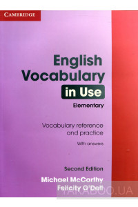 Фото - English Vocabulary in Use. Elemantary