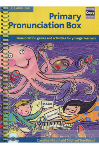 Фото - Primary Pronunciation Box. Pronunciation games and activities for younger learners (+ CD)