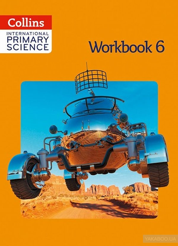 Collins International Primary Science. Workbook 6 фото
