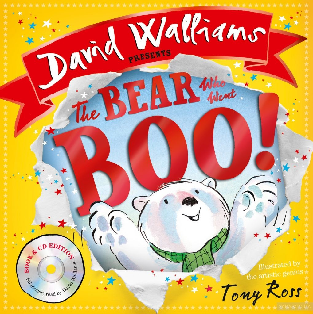 The Bear Who Went Boo! (+ CD-ROM) фото