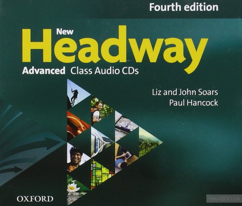 New Headway Fourth Edition Advanced Class Audio CDs