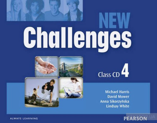 New Challenges 4 Class Audio CDs