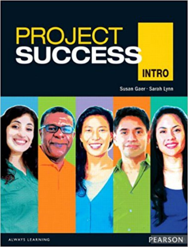 Project Success Introductory SB with eText + MEL