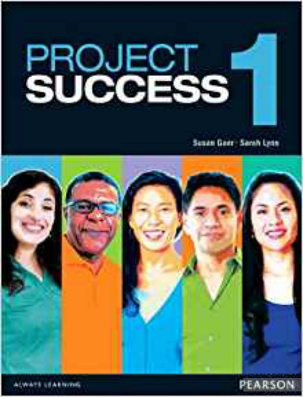 Project Success 1 SB with eText + MEL